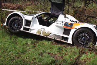 The Gumball 3000 Has Already Claimed Its First Supercar