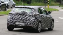Next-generation Toyota Auris spy photo