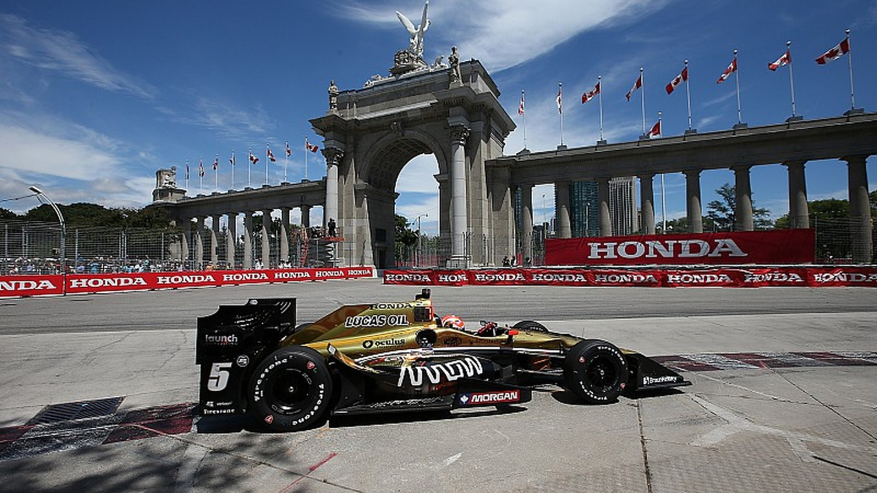"Hinchcliffe relieved ""insanely bad luck"" at Toronto is over"