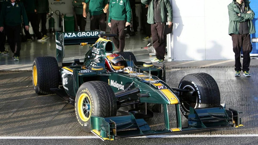 No Barcelona test for Lotus' Fauzy - report