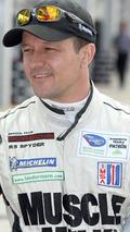 Klaus Graf, American Le Mans Series, round 1 in Sebring, USA, qualifying, 19.03.2010