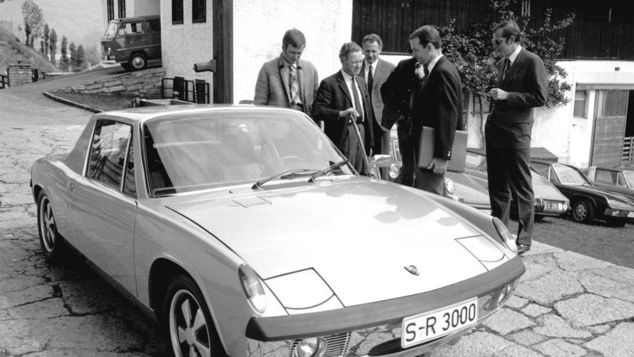 VW-Porsche Celebrates 914 Anniversary
