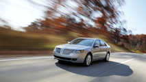 2010 Lincoln MKZ Pricing Starts at $34,965