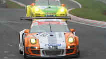 Porsche 911 GT3 R Hybrid, VLN race series, 28.04.2010