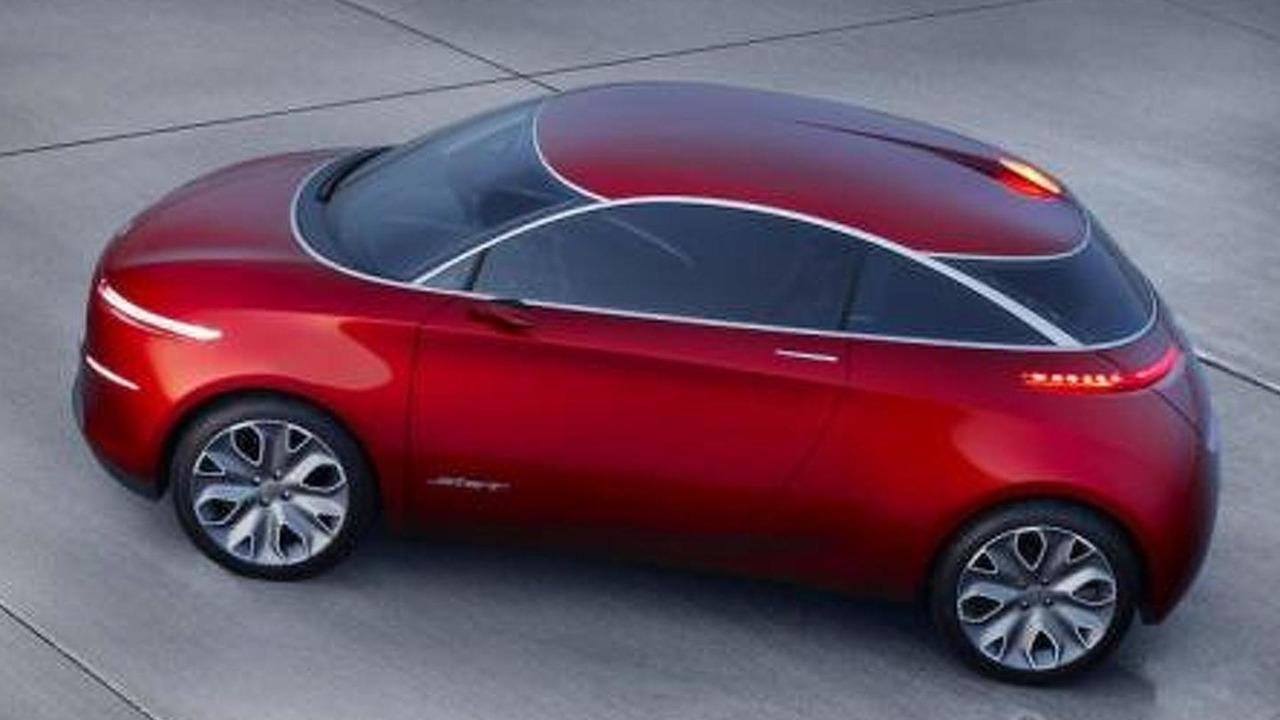 Ford Start Concept, 800, 22.04.2010