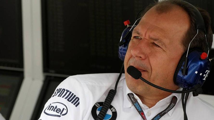 Sauber sorry for departing Rampf after Sepang 'debacle'
