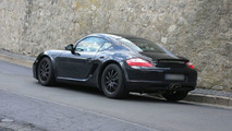 Next Generation Porsche Cayman Mule