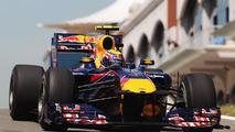 Troubled practice for favourites Webber, Massa