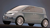 2005 Chrysler Akino Concept Vehicle