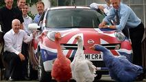 Nissan Micra 110PS Sport SR Revealed