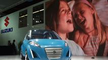 Suzuki Splash Concept Debut At Paris