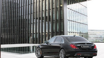 IMSA tunes the Mercedes S63 AMG to 720 PS