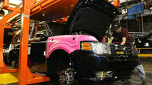 2009 Ford Flex Rolls Off Production Line