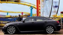 Lexus IS F Neiman Marcus Special Build