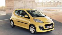 2012 Peugeot 107 facelift II released