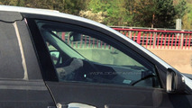 New Mercedes E-Class Interior Spy Photos