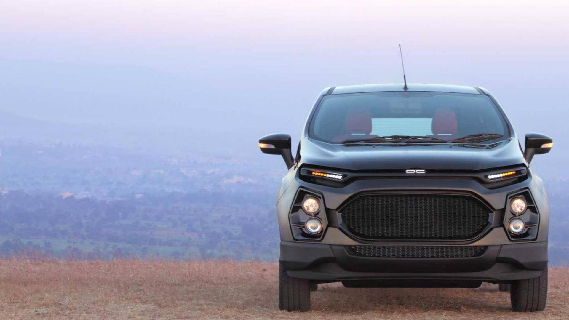 Ford EcoSport gets massive makeover from DC Design