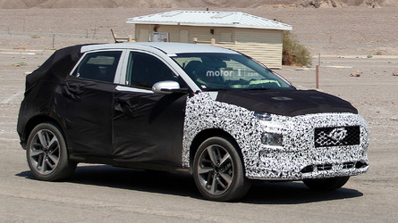 Hyundai to launch two new small crossovers by 2018