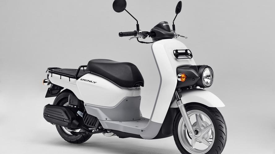 Honda scooters