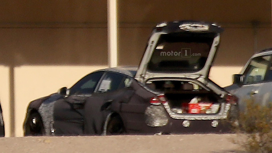 Kia GT spy photos reveal it will be a liftback