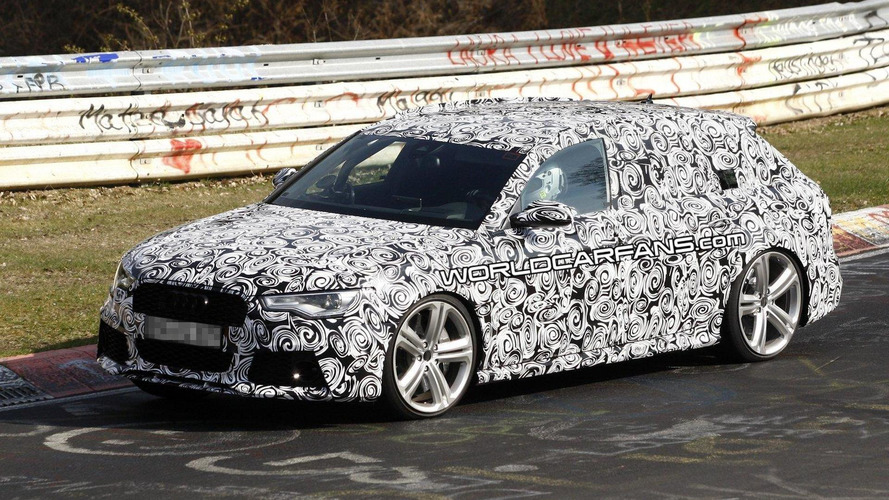 2013 Audi RS6 Avant to feature 580 PS  - report