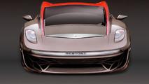 Bertone Nuccio working prototype previewed for Beijing