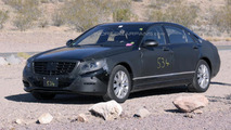 Mercedes-Benz China executives call dibs on new S-Class