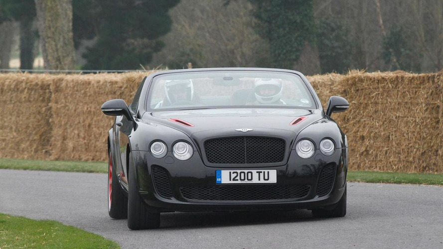 Bentley Continental Supersports with 650 bhp planned for 2014 - report