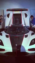 Koenigsegg One:1 makes US debut at Monterey Classic Car Week