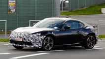 Toyota GT 86 facelift to have engine and suspension tweaks
