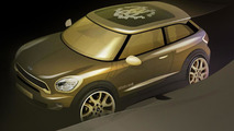 MINI Paceman teased for Life Ball 2013
