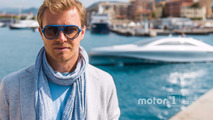 Rosberg giving up $3 million per year for retirement