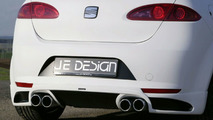 JE Design Makes Fifth Seat Leon Body Kit