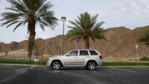 Jeep Grand Cherokee SRT8