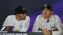 Hamilton contract a blow for Rosberg - Prost