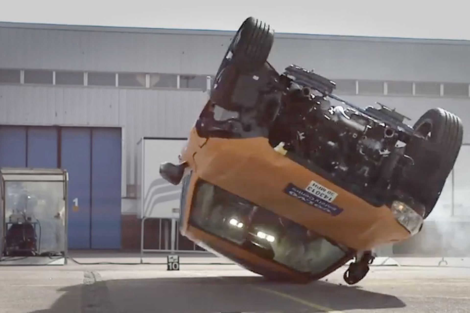 All-New Volvo XC90 Looks Promising in Crash Tests [w/Video]