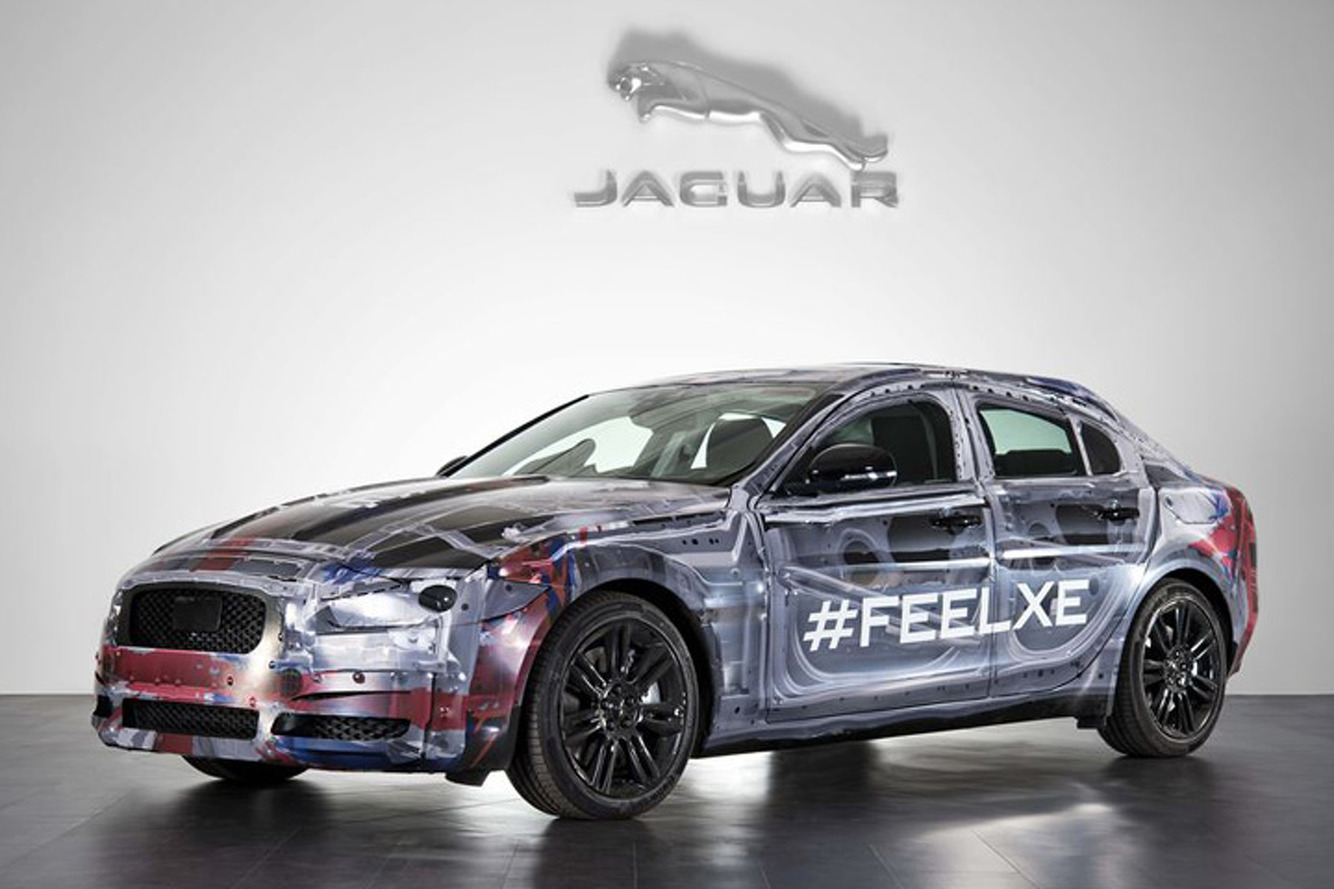Will the Jaguar XE be a Lighter, Better 3 Series?