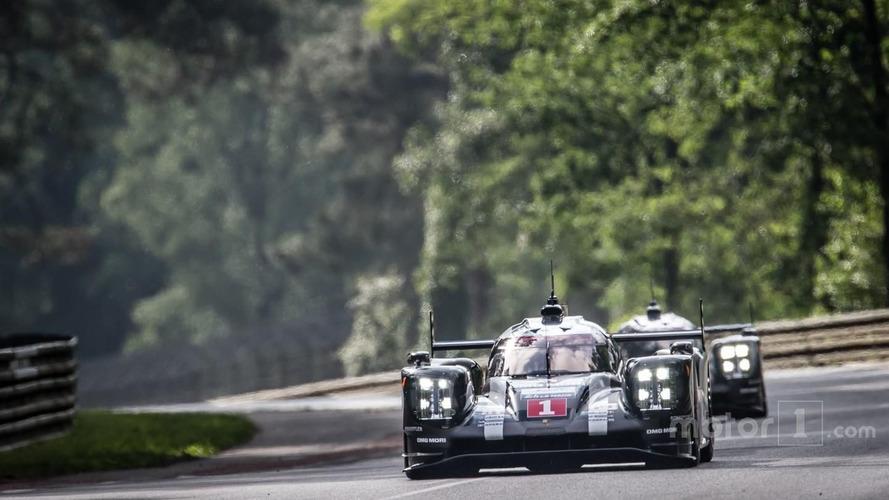 Le Mans 24 Hours: Porsche takes control after four hours