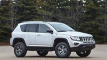 Jeep Compass Canyon concept - 8.4.2011