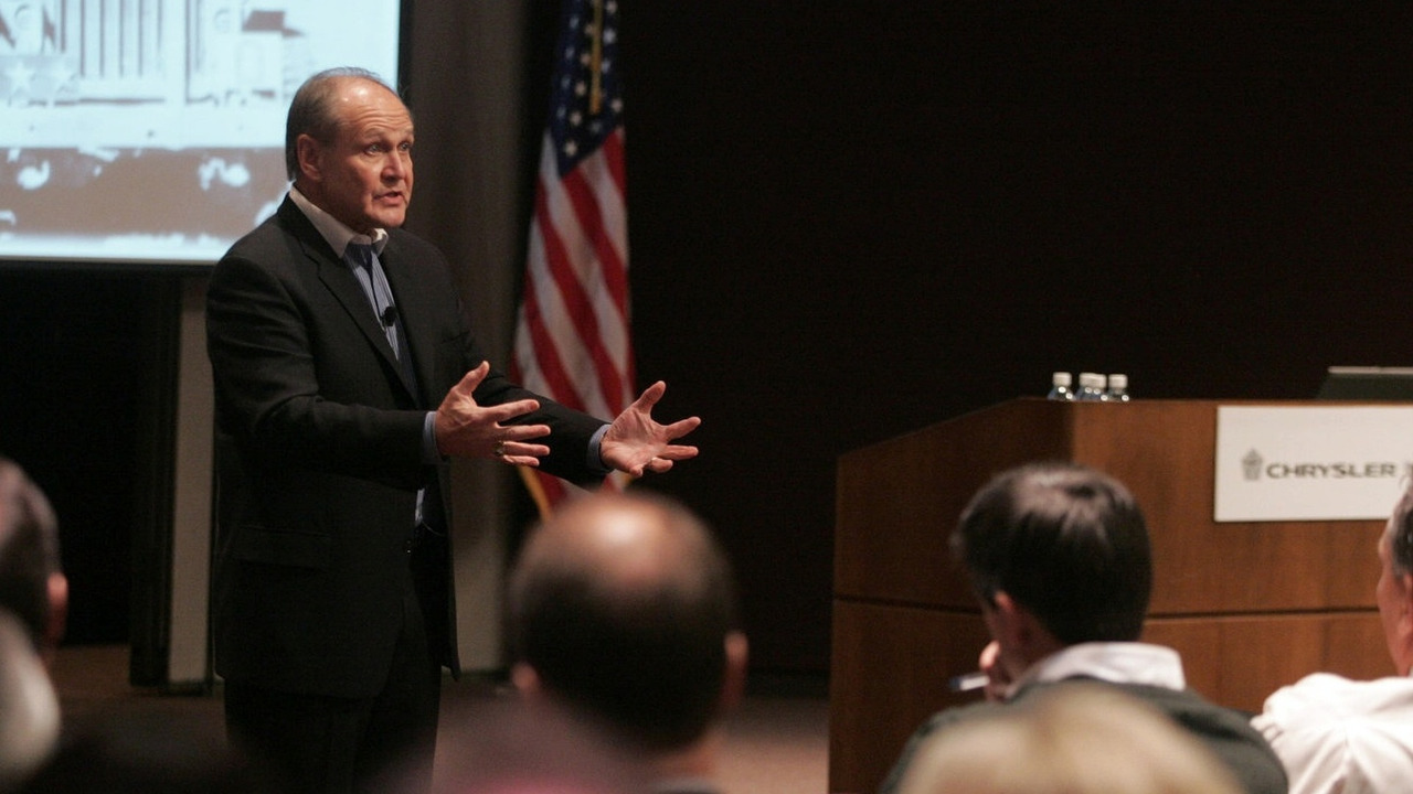Chrysler Chairman and CEO Bob Nardelli