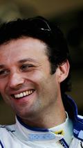 Nissan GT-R FIA GT driver Darren Turner