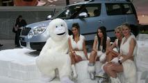 Skoda Yeti SUV Unveiled in Geneva