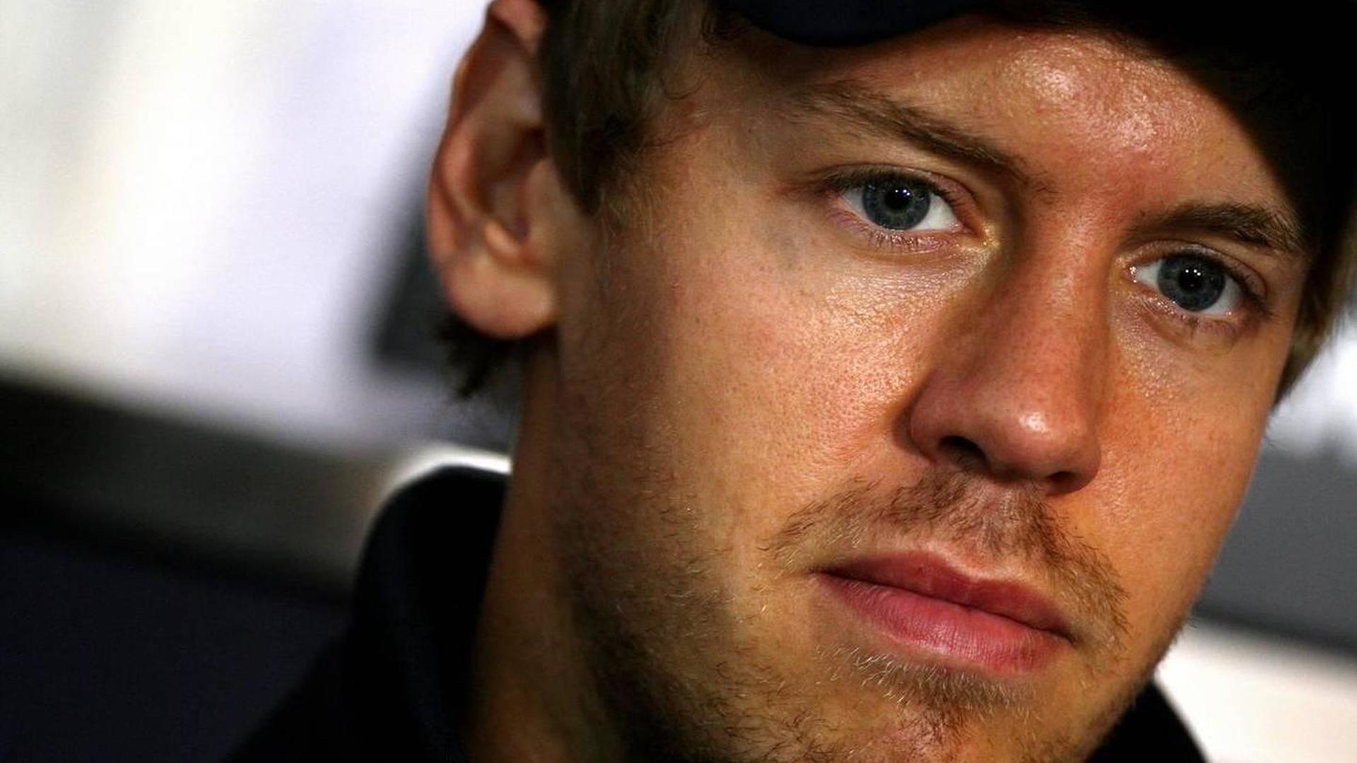 Vettel urges German crowd to 'respect' Webber