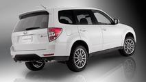 Subaru Forester S-Edition concept 18.10.2010