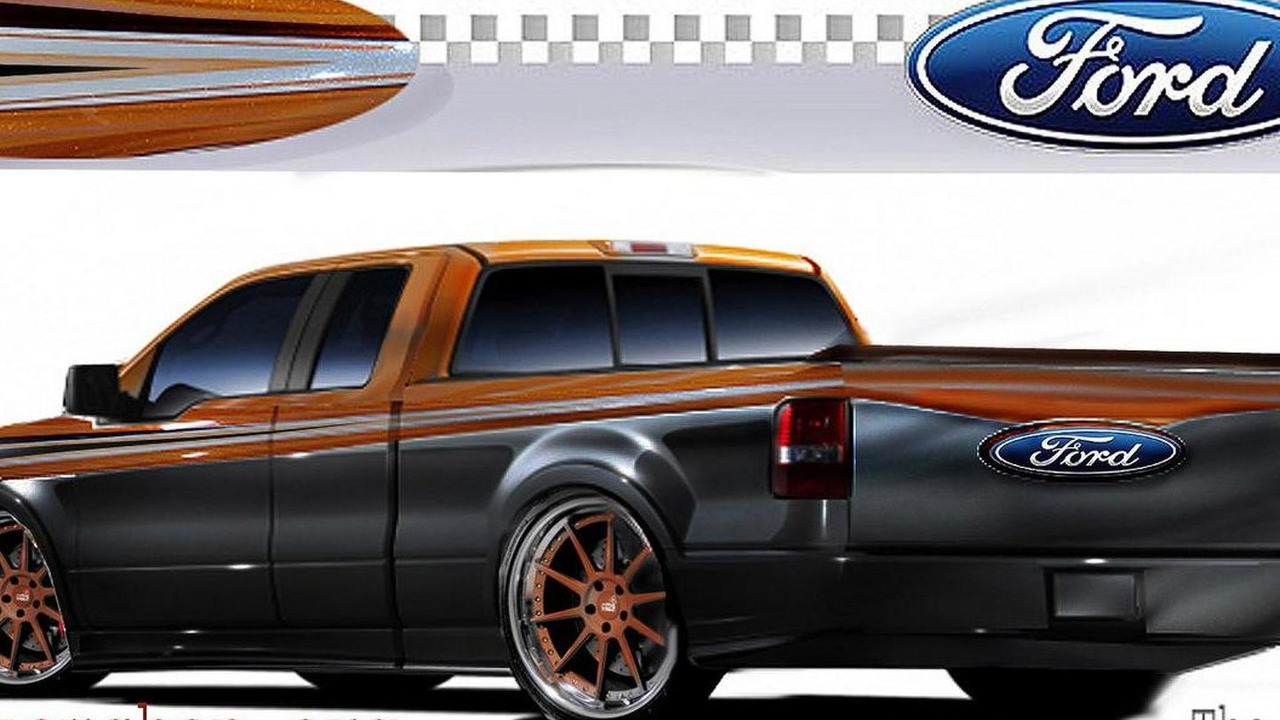 The Custom Shop Ford F-150 for SEMA
