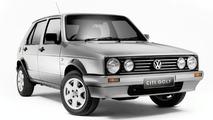 VW Citi Golf Mk1 Limited Edition