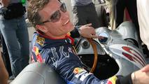 Team eyed Coulthard for F1 return