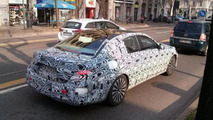 New Mercedes E-Class spied testing in Italy