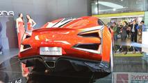 Icona Vulcano at 2013 Auto Shanghai