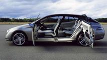 Mercedes F500 Mind Research Car